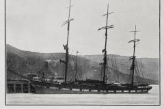 Glenlui at Port Chalmers