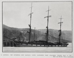 Glenlui at Port Chalmers